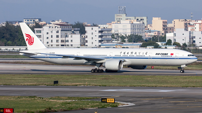 B-1430 - Boeing 777-39LER - Air China