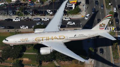A6-LRD - Boeing 777-237LR - Etihad Airways