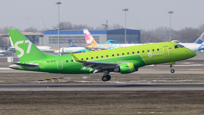 VQ-BYE - Embraer 170-100SU - S7 Airlines