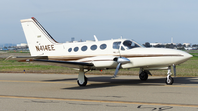 N414EE - Cessna 414A Chancellor - Private