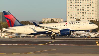 N130DU - Airbus A220-171 - Delta Air Lines