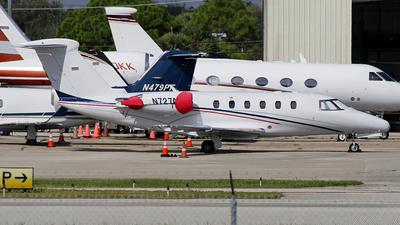 N727AW - Cessna 650 Citation III - Private