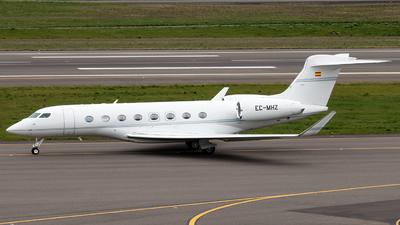 EC-MHZ - Gulfstream G650 - Private