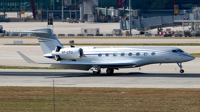 VP-CPU - Gulfstream G650ER - Private