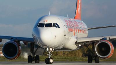 OE-IJY - Airbus A320-214 - easyJet Europe