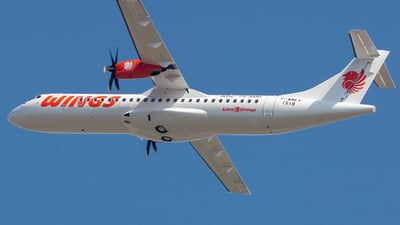 F-WWEV - ATR 72-212A(600) - Wings Air