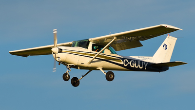 C-GUUY - Cessna 152 - Pacific Flying Club