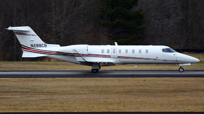 N288CB - Bombardier Learjet 45 - Private