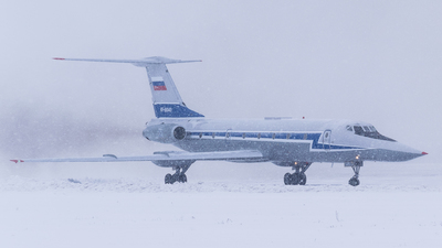 RF-66043 - Tupolev Tu-134UBL - Russia - Air Force