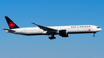 A picture of CFITW - Boeing 777333(ER) - Air Canada - © Stefan Schmitz