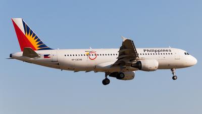 RP-C8398 - Airbus A320-214 - PAL Express