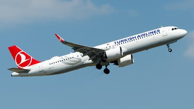 A picture of TCLST - Airbus A321271NX - Turkish Airlines - © Alp AKBOSTANCI