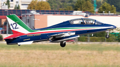 MM55055 - Aermacchi MB-339A - Italy - Air Force