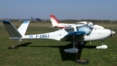 F-GNUJ - Robin ATL - Private