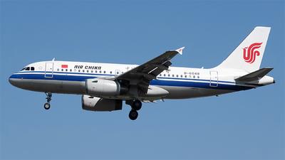 B-6048 - Airbus A319-132 - Air China