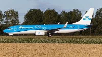 PH-BGC - Boeing 737-8K2 - KLM Royal Dutch Airlines