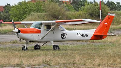 SP-KAH - Cessna 152 II - Silvair