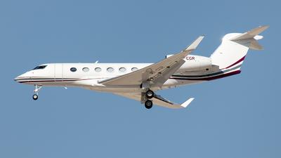 A7-CGR - Gulfstream G500 - Qatar Executive