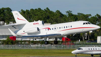 N91MS - Dassault Falcon 900 - Private