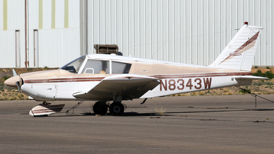 N8343W - Piper PA-28-180 Cherokee C - Private