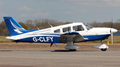 G-CLFY - Piper PA-28-181 Archer II - Falcon Aero