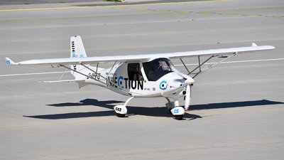 D-MEFG - Comco Ikarus C-42CS  - Drachen und Gleitschirmfliegerclub Rottal-Inn