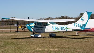 A picture of N2483Q - Cessna 182K Skylane - [18257683] - © Sandra