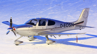 D-EOSN - Cirrus SR22-GTS G3 Turbo - Private