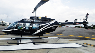 HK-5084 - Bell 206L-3 LongRanger III - ACA AeroCharter Andina