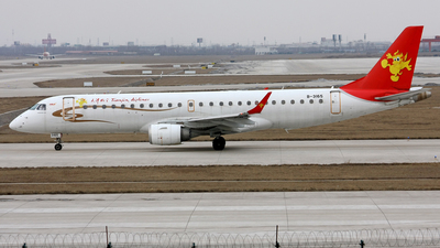 B-3165 - Embraer 190-100LR - Tianjin Airlines