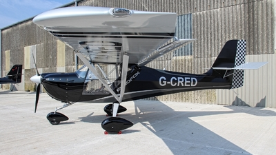 G-CRED - EuroFox Microlight - Private