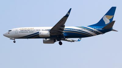 A picture of A4OBAE - Boeing 73781M - Oman Air - © M. Raykahn Ariga