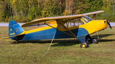 NC4964M - Piper PA-11-90 Cub Special - Private