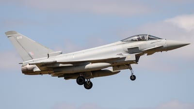 ZJ916 - Eurofighter Typhoon FGR.4 - United Kingdom - Royal Air Force (RAF)