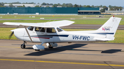A picture of VHFWC - Cessna 172S Skyhawk SP - [172S8966] - © Mark B Imagery