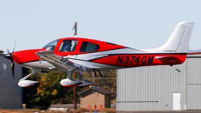 N374GM - Cirrus SR22T-GTS G6 Carbon - Private