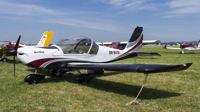 OM-M418 - Evektor-Aerotechnik SportStar - Private