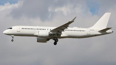 SU-GFA - Airbus A220-371 - EgyptAir Express