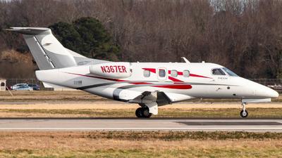 A picture of N367ER - Embraer Phenom 100 - [50000159] - © Joe Waxman
