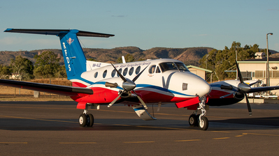 VH-VJZ - Beechcraft 200 Super King Air - Royal Flying Doctor Service of Australia (Queensland Section)