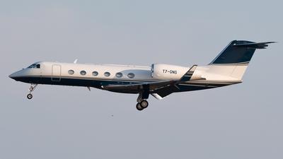T7-GNG - Gulfstream G450 - Private