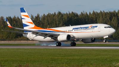 OK-TSS - Boeing 737-8Q8 - SmartWings