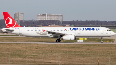 A picture of TCJRN - Airbus A321231 - Turkish Airlines - © Niklas Engel