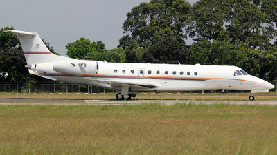 PK-TFS - Embraer ERJ-135BJ Legacy 600 - Indonesia Air Transport (IAT)
