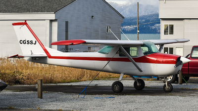 C-GSSJ - Cessna 150G - Private