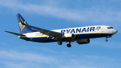 EI-GDB - Boeing 737-8AS - Ryanair
