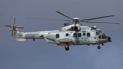 615 - Airbus Helicopters H225M - Kuwait - Air Force