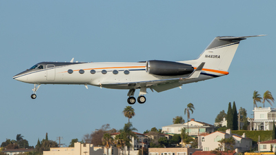 N483RA - Gulfstream G-IV - Private