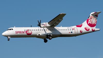 SP-SPC - ATR 72-202(F) - SprintAir