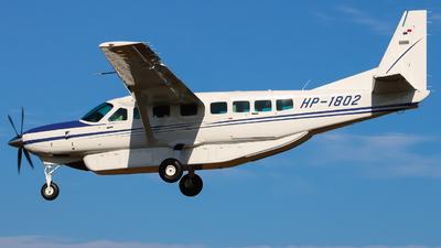 A picture of HP1802 - Cessna 208B Grand Caravan EX - [208B5059] - © George Lohmann